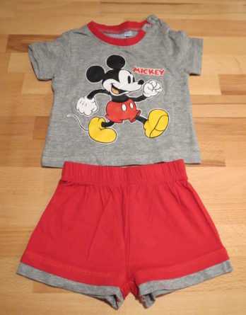 "Sommerschlafanzug ""Mickey Mouse"""