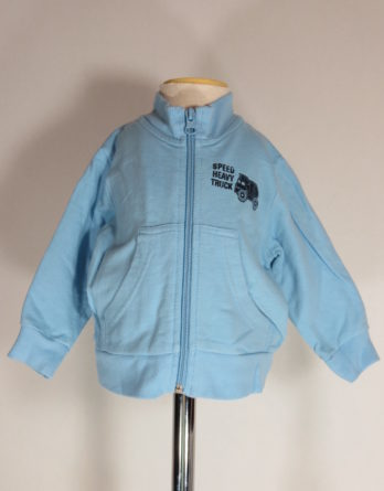 "Sweatjacke ""Speed Heavy Truck"""