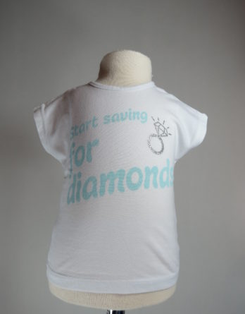 "T-Shirt ""Diamonds"""