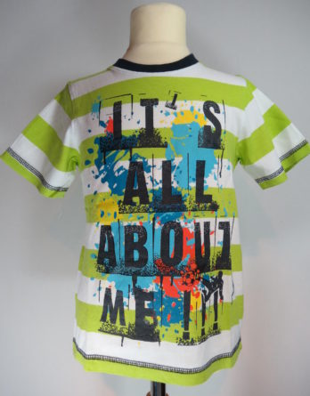 "T-Shirt ""It´s all about me"""