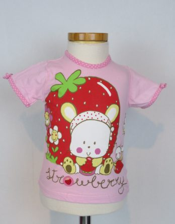 "T-Shirt ""Strawberry"""