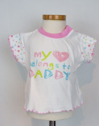 "T-Shirt ""Daddy"""