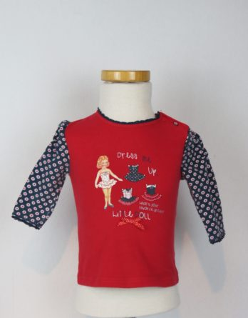 "Langarmshirt ""Little Doll"""