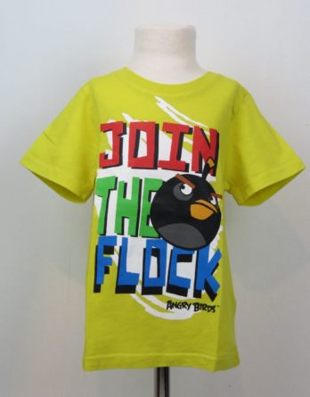 "T-Shirt ""Angry Birds"""