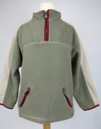 Warmer Fleecepullover