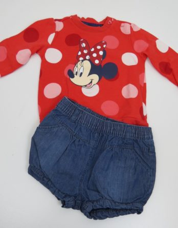 "Pullover mit Short ""Minnie Mouse"""
